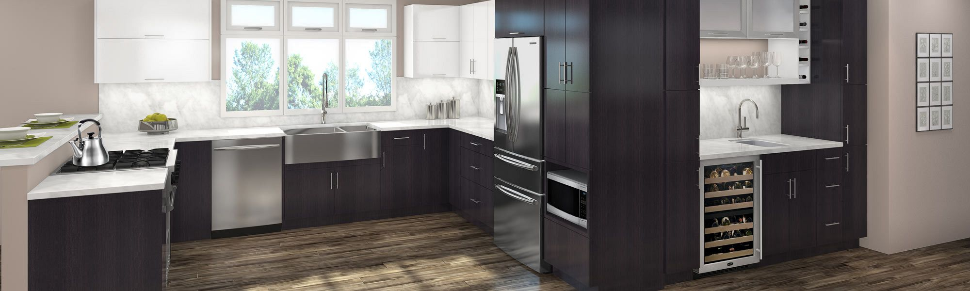 Discover Your New Kitchen